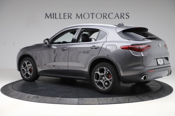 Used 2019 Alfa Romeo Stelvio Q4 for sale Sold at Rolls-Royce Motor Cars Greenwich in Greenwich CT 06830 4
