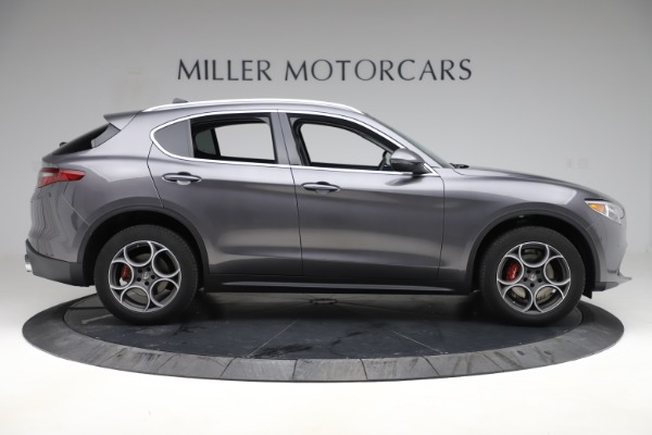 Used 2019 Alfa Romeo Stelvio Q4 for sale Sold at Rolls-Royce Motor Cars Greenwich in Greenwich CT 06830 9