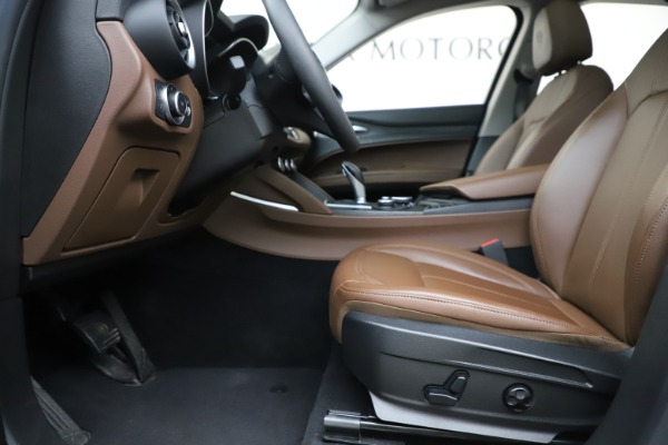 Used 2019 Alfa Romeo Stelvio Q4 for sale Sold at Rolls-Royce Motor Cars Greenwich in Greenwich CT 06830 14