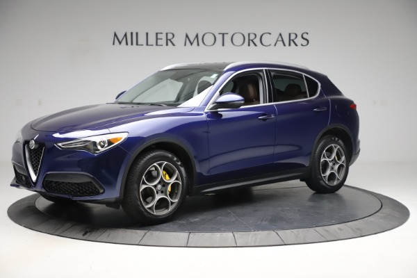 Used 2019 Alfa Romeo Stelvio Q4 for sale Sold at Rolls-Royce Motor Cars Greenwich in Greenwich CT 06830 2