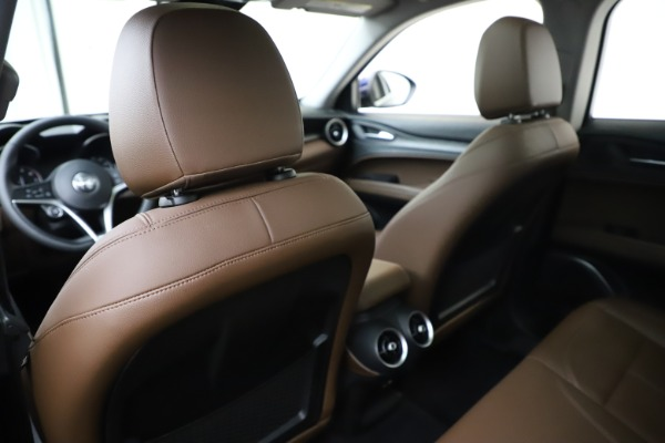 Used 2019 Alfa Romeo Stelvio Q4 for sale Sold at Rolls-Royce Motor Cars Greenwich in Greenwich CT 06830 20