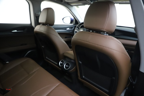 Used 2019 Alfa Romeo Stelvio Q4 for sale Sold at Rolls-Royce Motor Cars Greenwich in Greenwich CT 06830 28