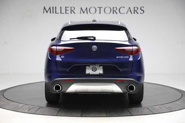 Used 2019 Alfa Romeo Stelvio Q4 for sale Sold at Rolls-Royce Motor Cars Greenwich in Greenwich CT 06830 6