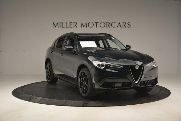 New 2019 Alfa Romeo Stelvio Sport Q4 for sale Sold at Rolls-Royce Motor Cars Greenwich in Greenwich CT 06830 11