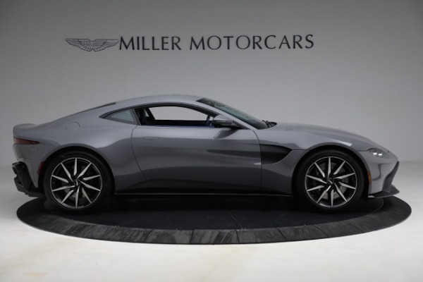 New 2019 Aston Martin Vantage for sale Sold at Rolls-Royce Motor Cars Greenwich in Greenwich CT 06830 8