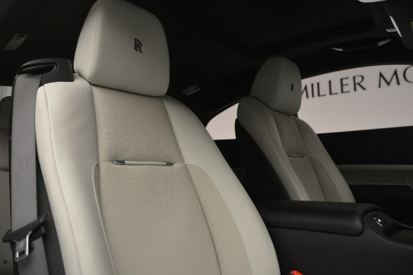 Used 2015 Rolls-Royce Wraith for sale Sold at Rolls-Royce Motor Cars Greenwich in Greenwich CT 06830 22