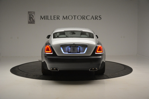 Used 2015 Rolls-Royce Wraith for sale Sold at Rolls-Royce Motor Cars Greenwich in Greenwich CT 06830 4