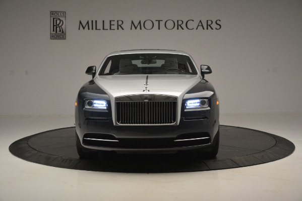 Used 2015 Rolls-Royce Wraith for sale Sold at Rolls-Royce Motor Cars Greenwich in Greenwich CT 06830 8