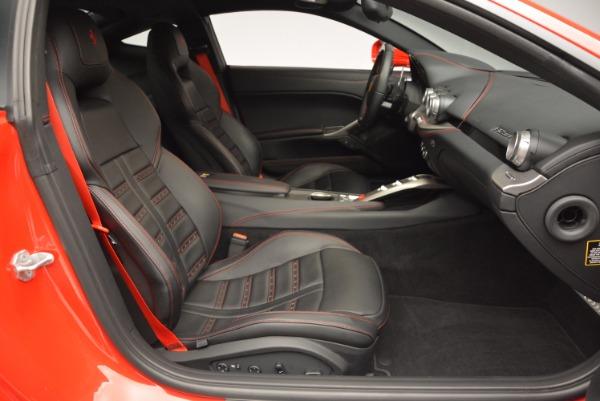 Used 2015 Ferrari F12 Berlinetta for sale Sold at Rolls-Royce Motor Cars Greenwich in Greenwich CT 06830 18