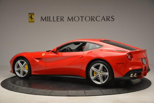 Used 2015 Ferrari F12 Berlinetta for sale Sold at Rolls-Royce Motor Cars Greenwich in Greenwich CT 06830 4