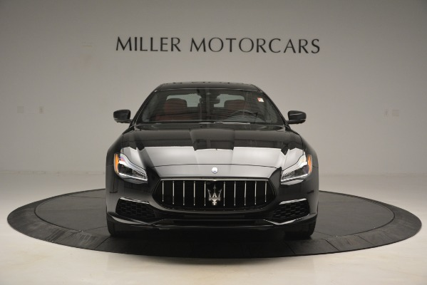 New 2019 Maserati Quattroporte S Q4 GranLusso for sale Sold at Rolls-Royce Motor Cars Greenwich in Greenwich CT 06830 12