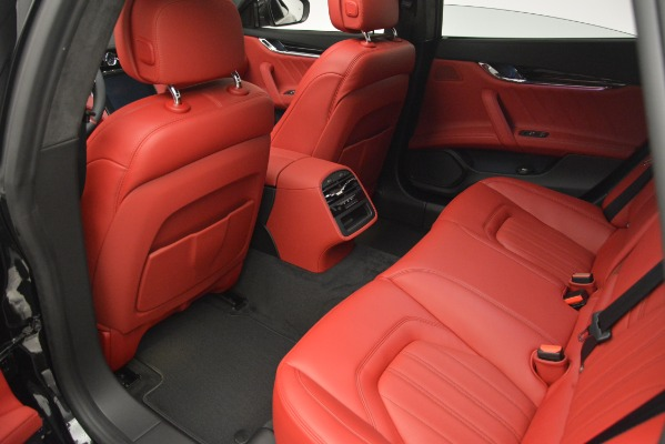 New 2019 Maserati Quattroporte S Q4 GranLusso for sale Sold at Rolls-Royce Motor Cars Greenwich in Greenwich CT 06830 15