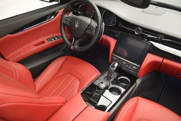 New 2019 Maserati Quattroporte S Q4 GranLusso for sale Sold at Rolls-Royce Motor Cars Greenwich in Greenwich CT 06830 23