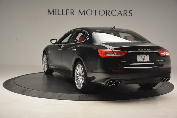 New 2019 Maserati Quattroporte S Q4 GranLusso for sale Sold at Rolls-Royce Motor Cars Greenwich in Greenwich CT 06830 5