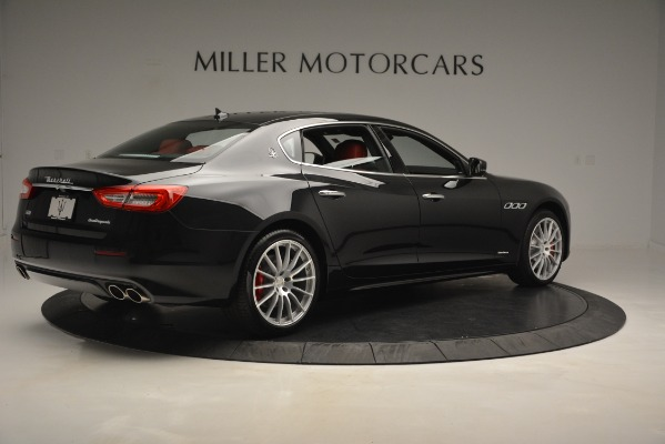 New 2019 Maserati Quattroporte S Q4 GranLusso for sale Sold at Rolls-Royce Motor Cars Greenwich in Greenwich CT 06830 8