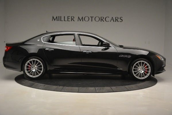 New 2019 Maserati Quattroporte S Q4 GranLusso for sale Sold at Rolls-Royce Motor Cars Greenwich in Greenwich CT 06830 9