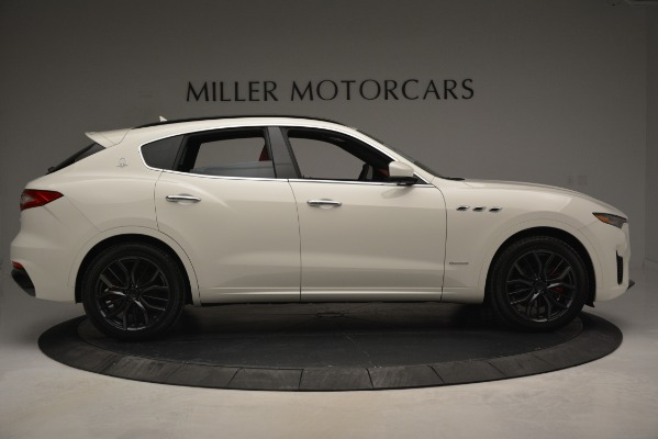 New 2019 Maserati Levante Q4 GranSport for sale Sold at Rolls-Royce Motor Cars Greenwich in Greenwich CT 06830 12