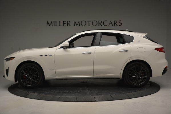New 2019 Maserati Levante Q4 GranSport for sale Sold at Rolls-Royce Motor Cars Greenwich in Greenwich CT 06830 4