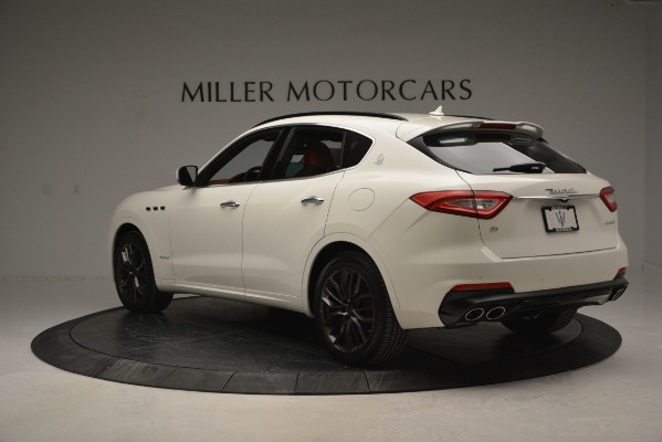 New 2019 Maserati Levante Q4 GranSport for sale Sold at Rolls-Royce Motor Cars Greenwich in Greenwich CT 06830 6