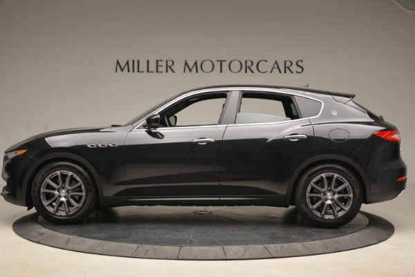 Used 2019 Maserati Levante Q4 for sale Sold at Rolls-Royce Motor Cars Greenwich in Greenwich CT 06830 2
