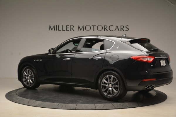 Used 2019 Maserati Levante Q4 for sale Sold at Rolls-Royce Motor Cars Greenwich in Greenwich CT 06830 3