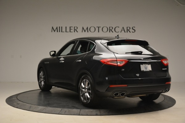 Used 2019 Maserati Levante Q4 for sale Sold at Rolls-Royce Motor Cars Greenwich in Greenwich CT 06830 4
