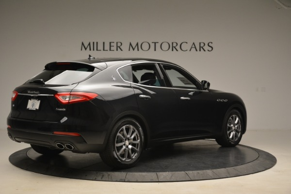 Used 2019 Maserati Levante Q4 for sale Sold at Rolls-Royce Motor Cars Greenwich in Greenwich CT 06830 7