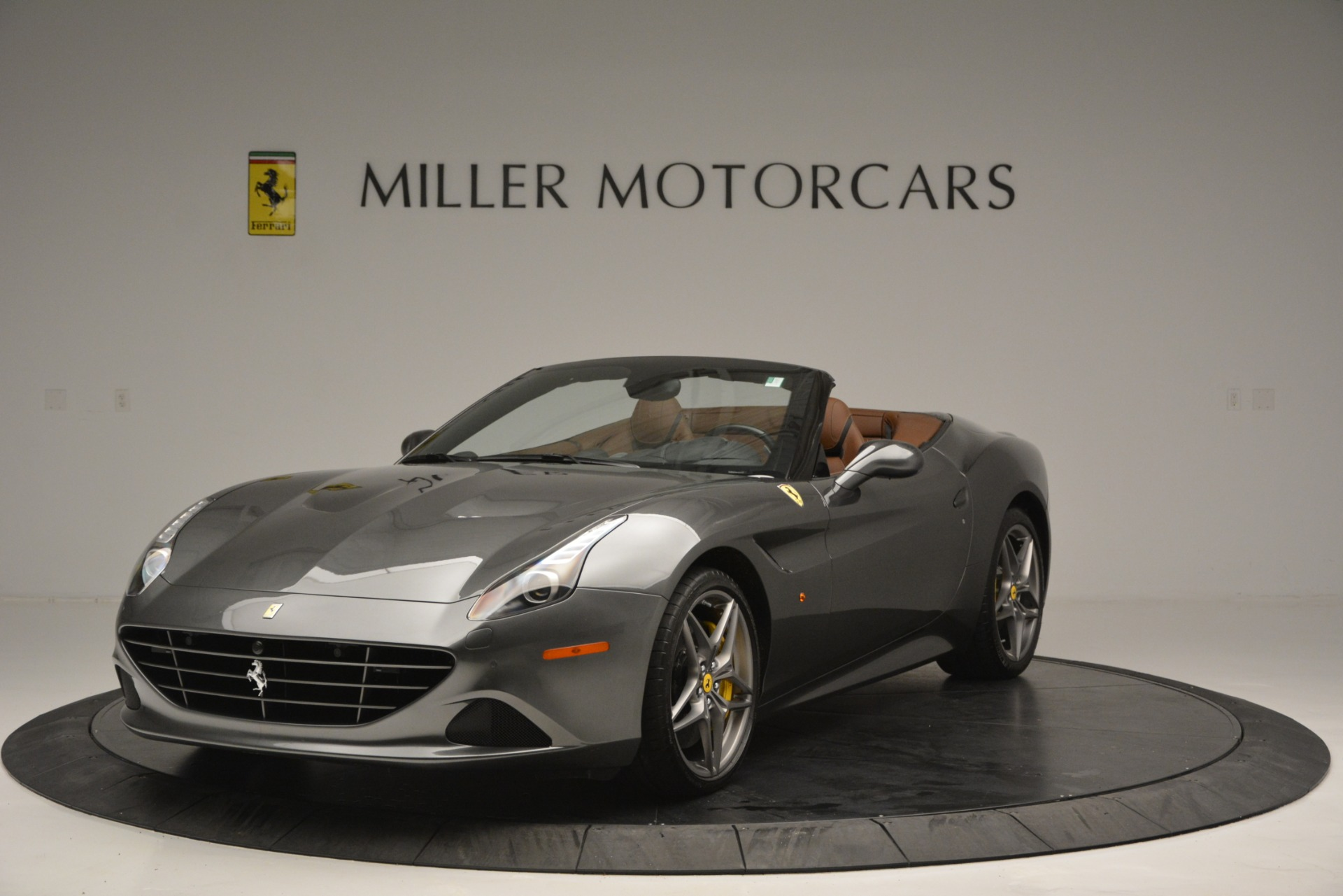 Used 2016 Ferrari California T Handling Speciale for sale Sold at Rolls-Royce Motor Cars Greenwich in Greenwich CT 06830 1