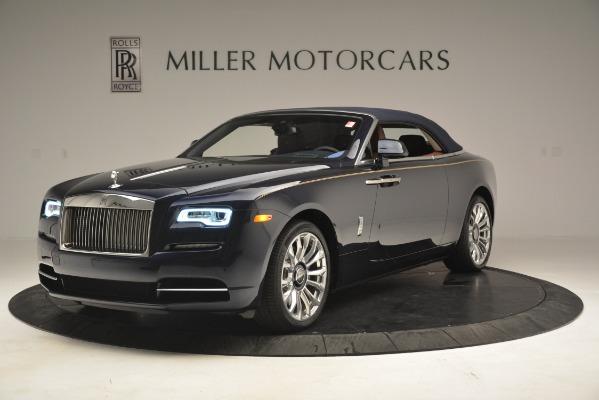 New 2019 Rolls-Royce Dawn for sale Sold at Rolls-Royce Motor Cars Greenwich in Greenwich CT 06830 18
