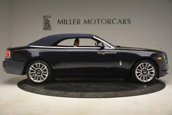 New 2019 Rolls-Royce Dawn for sale Sold at Rolls-Royce Motor Cars Greenwich in Greenwich CT 06830 26