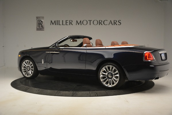 New 2019 Rolls-Royce Dawn for sale Sold at Rolls-Royce Motor Cars Greenwich in Greenwich CT 06830 5