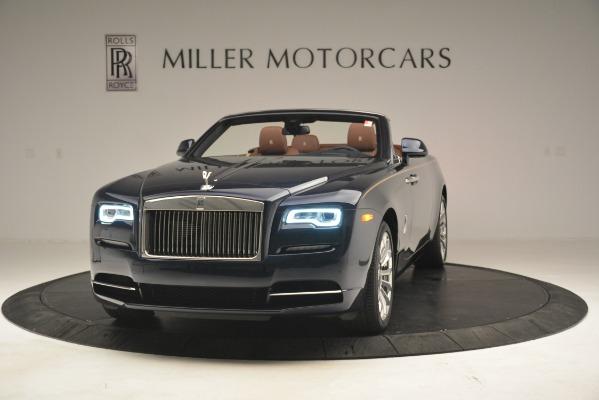 New 2019 Rolls-Royce Dawn for sale Sold at Rolls-Royce Motor Cars Greenwich in Greenwich CT 06830 1