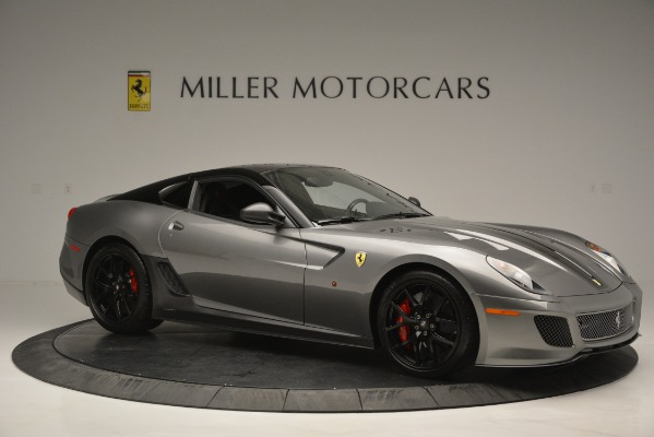 Used 2011 Ferrari 599 GTO for sale Sold at Rolls-Royce Motor Cars Greenwich in Greenwich CT 06830 10