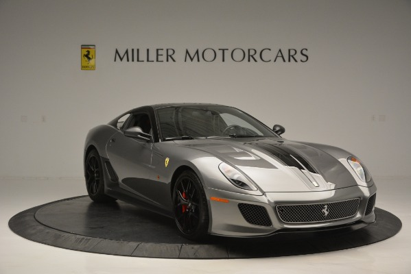 Used 2011 Ferrari 599 GTO for sale Sold at Rolls-Royce Motor Cars Greenwich in Greenwich CT 06830 11