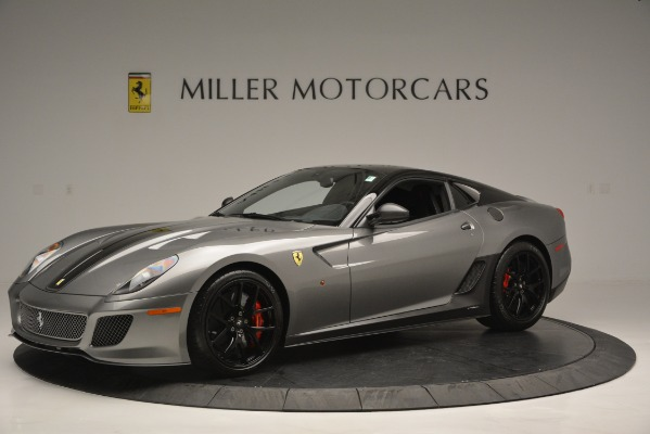 Used 2011 Ferrari 599 GTO for sale Sold at Rolls-Royce Motor Cars Greenwich in Greenwich CT 06830 2