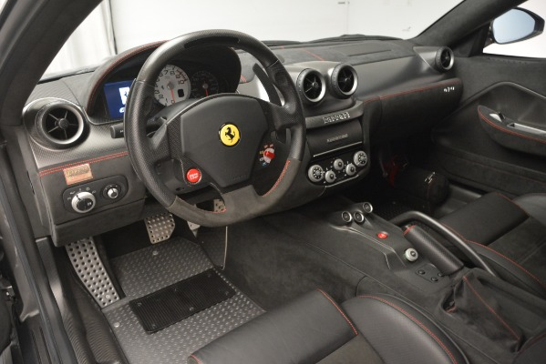 Used 2011 Ferrari 599 GTO for sale Sold at Rolls-Royce Motor Cars Greenwich in Greenwich CT 06830 22