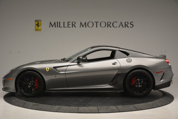 Used 2011 Ferrari 599 GTO for sale Sold at Rolls-Royce Motor Cars Greenwich in Greenwich CT 06830 3