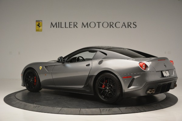 Used 2011 Ferrari 599 GTO for sale Sold at Rolls-Royce Motor Cars Greenwich in Greenwich CT 06830 4