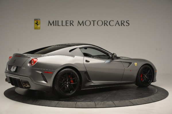 Used 2011 Ferrari 599 GTO for sale Sold at Rolls-Royce Motor Cars Greenwich in Greenwich CT 06830 8