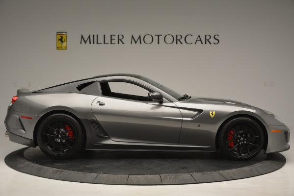 Used 2011 Ferrari 599 GTO for sale Sold at Rolls-Royce Motor Cars Greenwich in Greenwich CT 06830 9