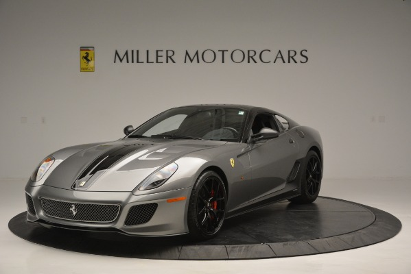 Used 2011 Ferrari 599 GTO for sale Sold at Rolls-Royce Motor Cars Greenwich in Greenwich CT 06830 1