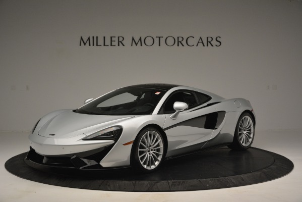New 2019 McLaren 570GT Coupe for sale Sold at Rolls-Royce Motor Cars Greenwich in Greenwich CT 06830 1