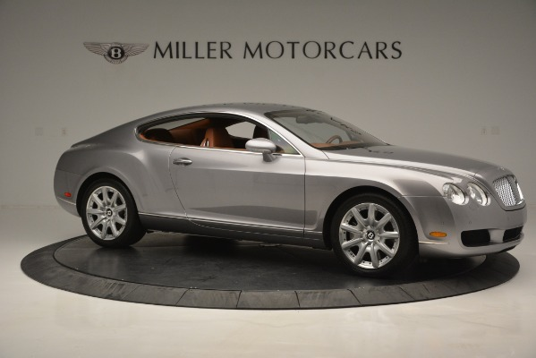Used 2005 Bentley Continental GT GT Turbo for sale Sold at Rolls-Royce Motor Cars Greenwich in Greenwich CT 06830 10