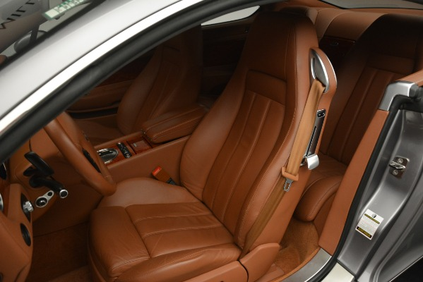 Used 2005 Bentley Continental GT GT Turbo for sale Sold at Rolls-Royce Motor Cars Greenwich in Greenwich CT 06830 19