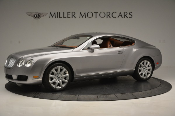 Used 2005 Bentley Continental GT GT Turbo for sale Sold at Rolls-Royce Motor Cars Greenwich in Greenwich CT 06830 2
