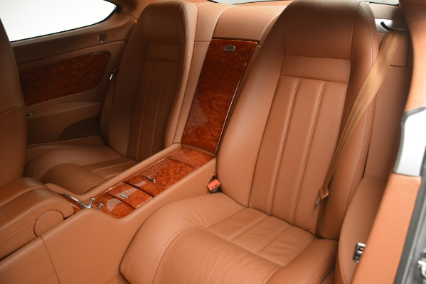 Used 2005 Bentley Continental GT GT Turbo for sale Sold at Rolls-Royce Motor Cars Greenwich in Greenwich CT 06830 23