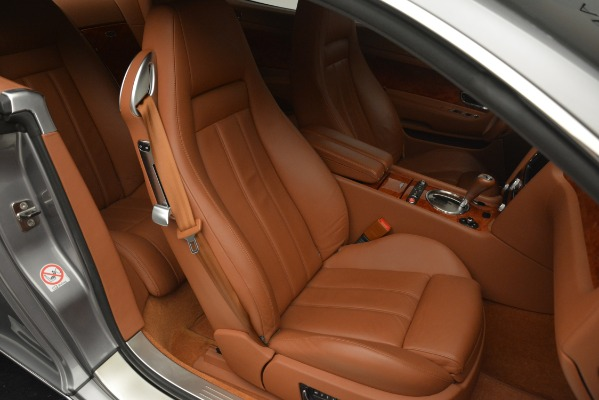 Used 2005 Bentley Continental GT GT Turbo for sale Sold at Rolls-Royce Motor Cars Greenwich in Greenwich CT 06830 27