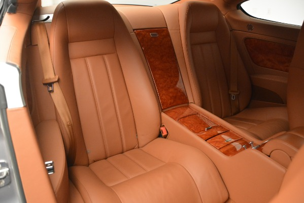 Used 2005 Bentley Continental GT GT Turbo for sale Sold at Rolls-Royce Motor Cars Greenwich in Greenwich CT 06830 28