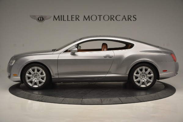 Used 2005 Bentley Continental GT GT Turbo for sale Sold at Rolls-Royce Motor Cars Greenwich in Greenwich CT 06830 3
