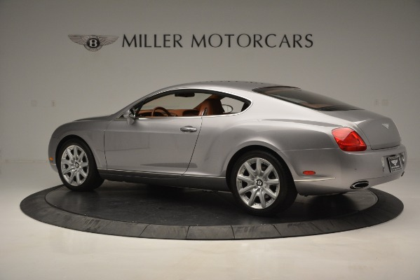 Used 2005 Bentley Continental GT GT Turbo for sale Sold at Rolls-Royce Motor Cars Greenwich in Greenwich CT 06830 4